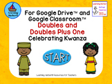 Adding Doubles and Doubles Plus One Celebrating Kwanza