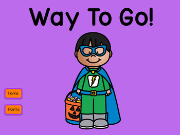 Adding Doubles and Doubles Plus One  Halloween Fun  PowerPoint