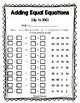 Adding Equal Equations