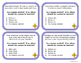 Adding FANBOYS and Commas to Compound Sentences Task Cards