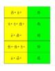 Adding Fraction Matching Activity