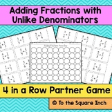 Adding Fractions Game
