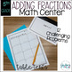 Adding Fractions Table Tents Challenges