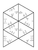 Adding Fractions Tarsia Puzzle