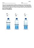 Adding Fractions Water Bottles
