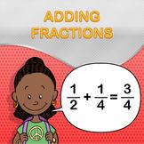 Adding Fractions Worksheet Maker - Create Infinite Math Worksheets