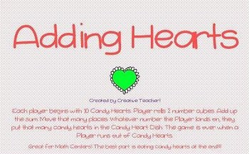 Adding Hearts