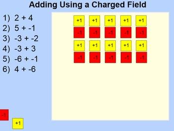 Adding Integers (7-1.2b)
