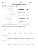 Adding Integers: A Complete Lesson