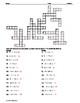 Adding Integers Crossword Puzzle