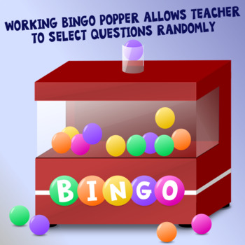Adding Integers FREE Interactive Bingo Free Review Game