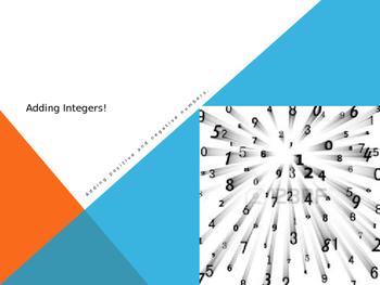 Adding Integers Powerpoint
