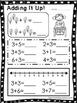 Adding It Up! 10 Math Worksheets. Numbers 0-10. Preschool-Kindergarten