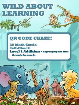 Adding Level 1 - QR Codes