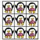 Adding Like Coins-Valentine Penguins