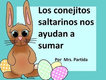 Sumas de Mamiferos - Bilingual Stars Mrs Partida