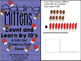 Count and Add Fact Families (Mitten Fact Family 10)