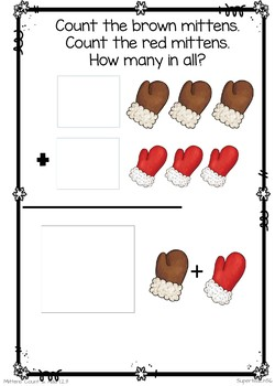 Adding Mittens Count and Add BUNDLE +1, +2 and +3s