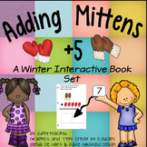 Count and Add Fact Families (Mitten Fact Family 5)