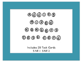 Adding Mixed Fractions Task Cards