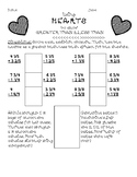 Adding Mixed Numbers, Greater Than Less Than, Valentine's