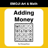 Adding Money - Emoji Art & Math - Draw by Number | Coloring Pages