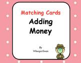 Adding Money Matching Cards