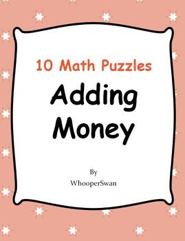 Adding Money Puzzles