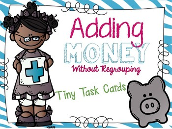 Adding Money without Regrouping