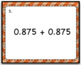 Adding Large Decimals Word Problem Differentiated Task Car