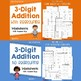 Adding Multi-Digit Numbers, Addition Assessment Worksheets
