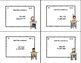 Adding Multi-Digit Numbers CCSS 4.NBT.B.4 -Task Cards-Grade 4