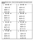Adding Multiple Choice Sheet