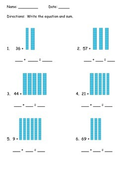 Adding Multiples of 10 to a given number