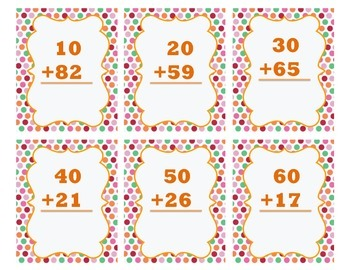 Adding Multiples of Ten Scoot