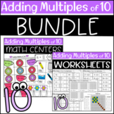 Adding Multiples of Ten to a Two-Digit Number