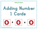 Adding Number 1 Cards