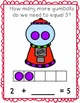 Adding Numbers 0 - 10 Monster & Gumball Theme (ten frames