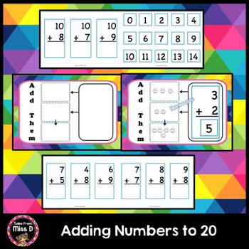 Adding Numbers to 20