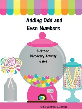 Adding Odd and Even Numbers