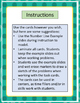 Adding Positive and Negative Integers Task Cards - Intermediate Level