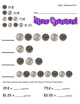 Adding Quarters
