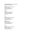 Adding Song Kindergarten Math