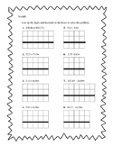 Adding & Subtracting Decimals FREEBIE!