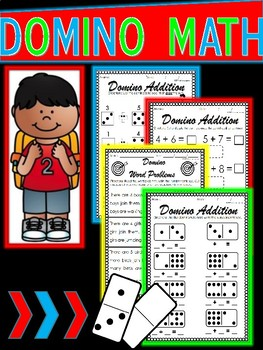 Domino Math Back to School