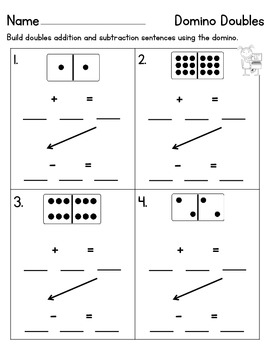 Adding & Subtracting Doubles