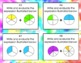 Adding & Subtracting Fractions with Like Denominators Task Cards