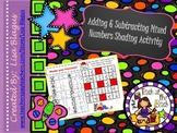 Adding, Subtracting Fractions with Unlike Denominators Fun Activity