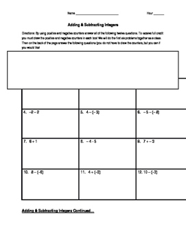 Free Worksheets Liry   Download and Print Worksheets   Free on together with Integers Worksheets together with Math worksheets adding subtracting integers  204615   Myscres furthermore Kindergarten Adding Subtracting Integers Worksheet Image Subtracting additionally adding and subtracting integers worksheet subtracting integers likewise Integers Worksheets additionally Worksheets Adding And Subtracting Integers Coloring Worksheet Free furthermore Integers Worksheets   Dynamically Created Integers Worksheets as well Integers Worksheets together with Adding and Subtracting Integers Calculator in addition  together with Integers Worksheets Grade 8 besides printable integer worksheets besides Adding And Subtracting Integers Worksheets ter Graph For as well Adding   Subtracting Integers Worksheet Homework 7 NS 1 by Math in in addition Free Worksheets Liry   Download and Print Worksheets   Free on. on adding and subtracting integers worksheets