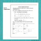 Adding Subtracting Multiplying and Dividing Fractions and Mixed Numbers Bundle